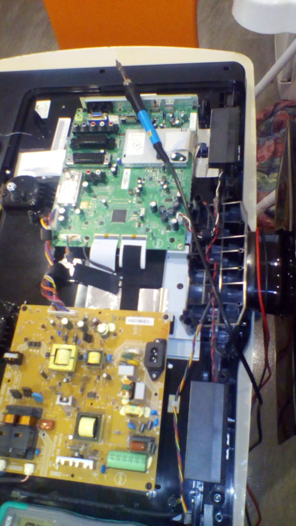 ремонт телевизора philips на дому